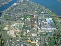 王子板紙(株)大分工場